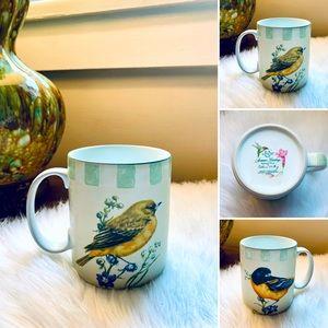 🦋2/$10 3/$15 4/$18 5/$20 Lenox Porcelain Summer Bird Series Mug
